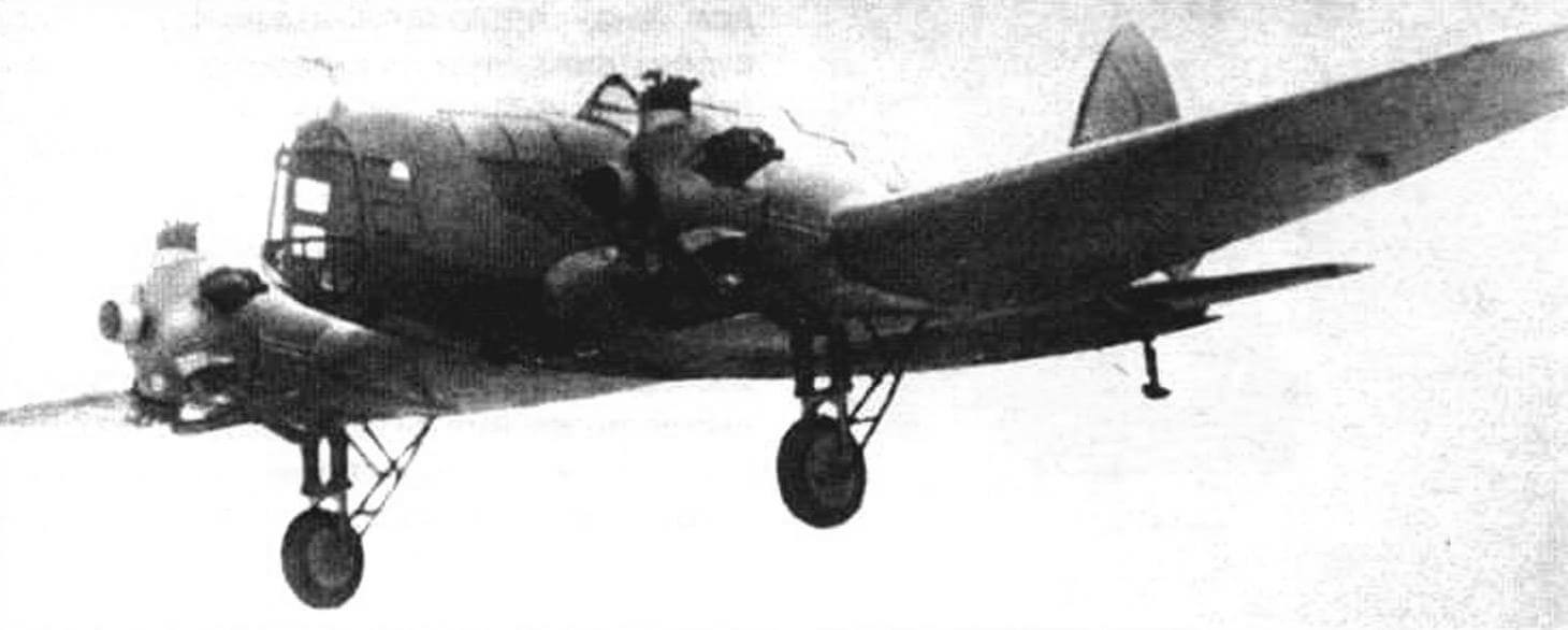 Г-27 с открытым грузовым люком
