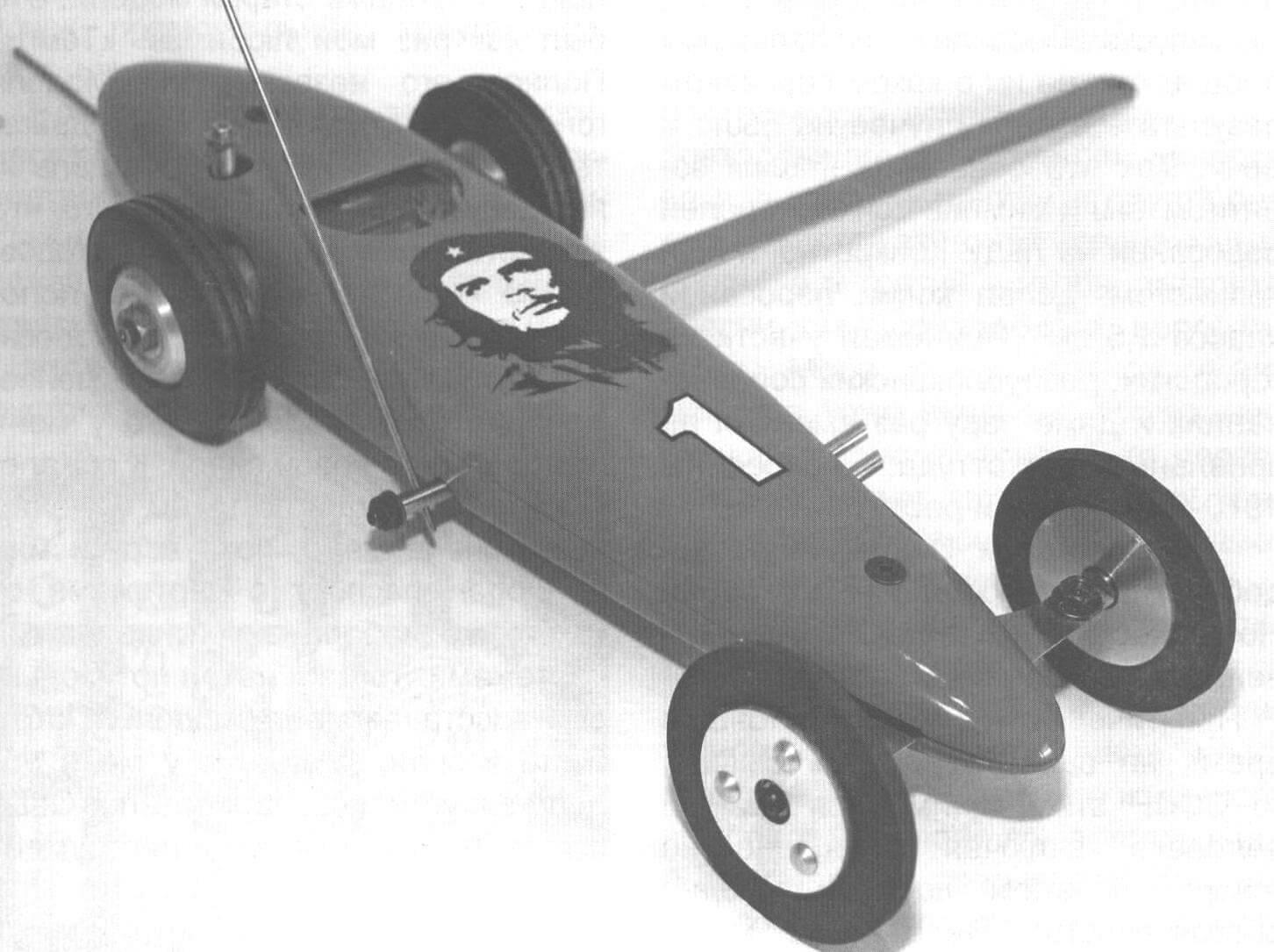Одна из готовых моделей «Темп-1»
