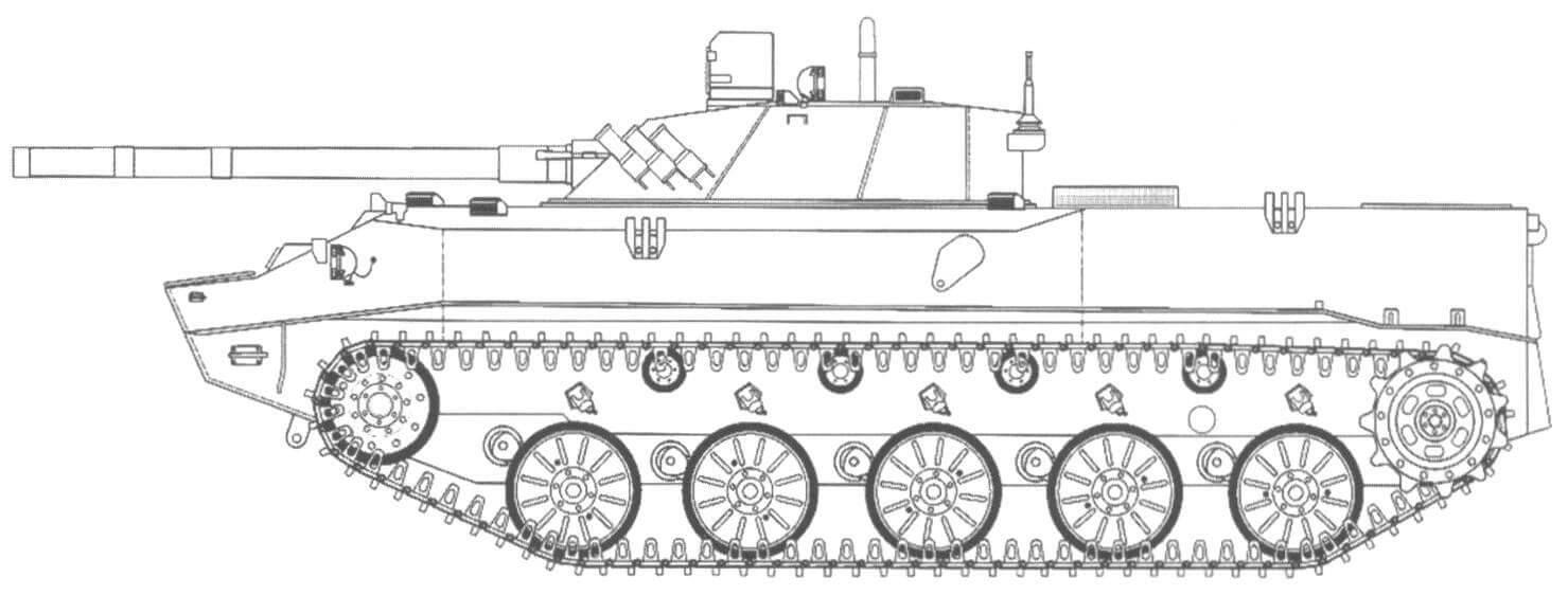 БМД-4