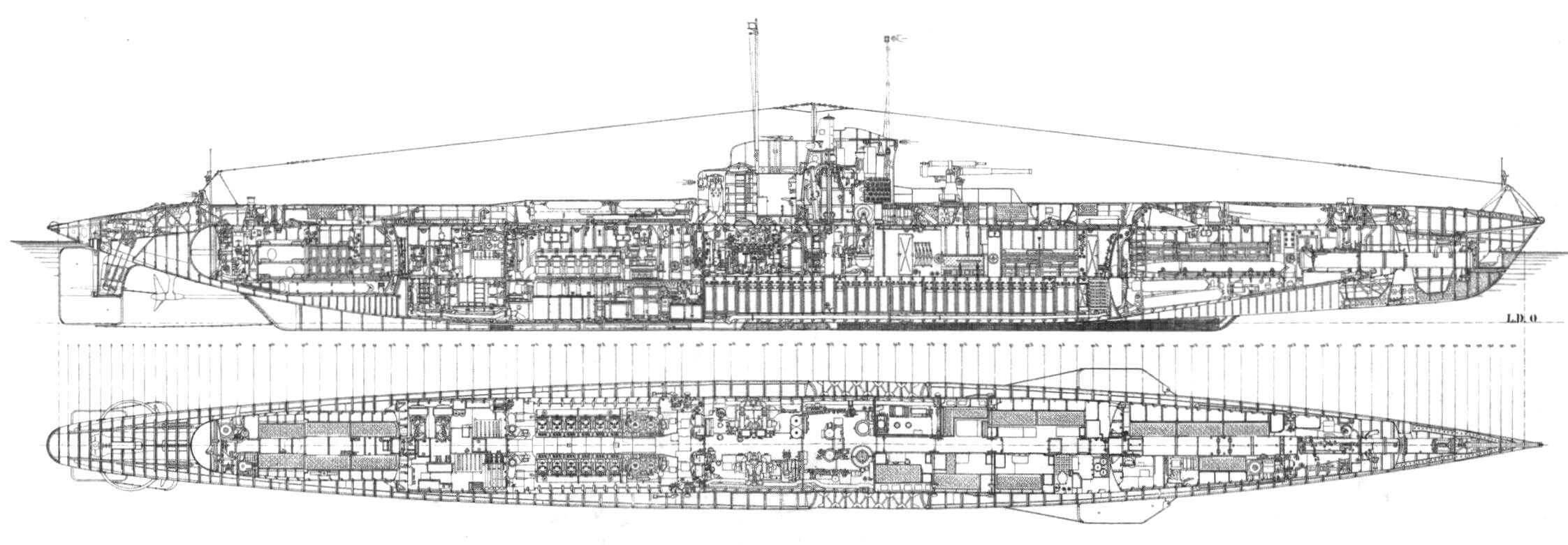 Подводная лодка Circe (Франция, 1926 г.)