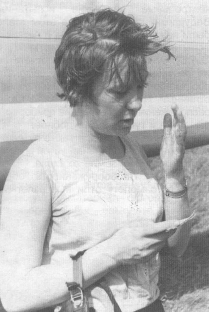 Мировой рекордсмен Галина Корчуганова