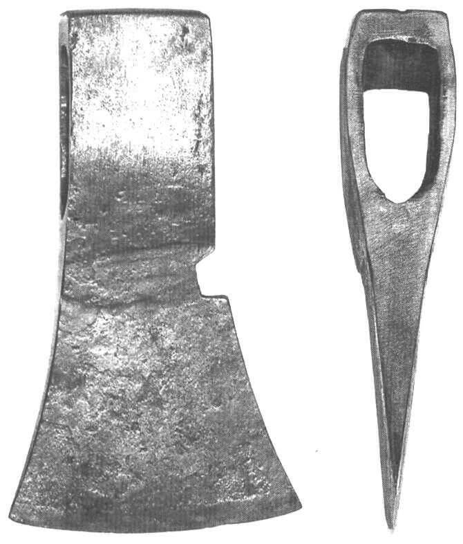 Рис. 8. Карпатский топор