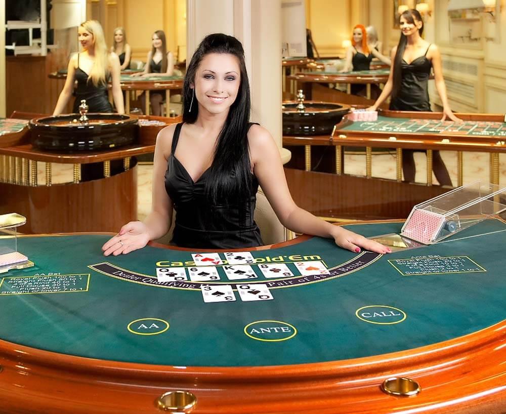 Гибридные игры – новинка в мире казино