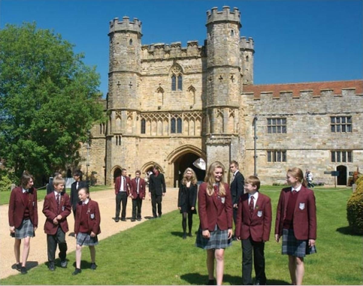 Школьное образование в Британии