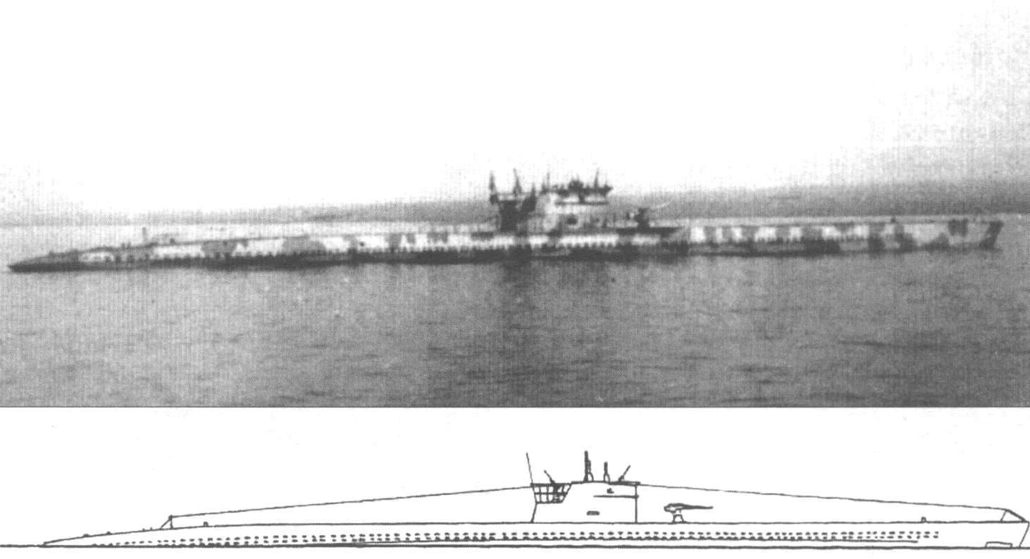 Подводная лодка «Смели» (Югославия, 1929 г.)