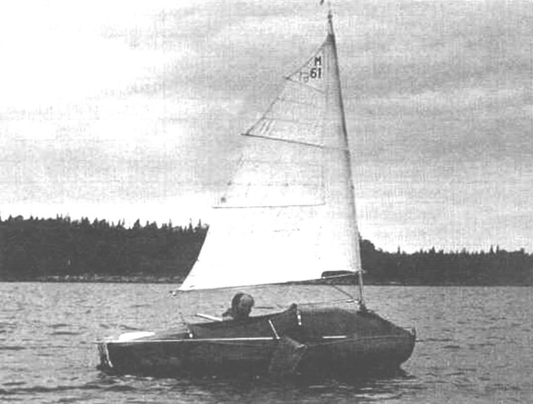 «Авоська-2» - надежное, но неторопливое судно