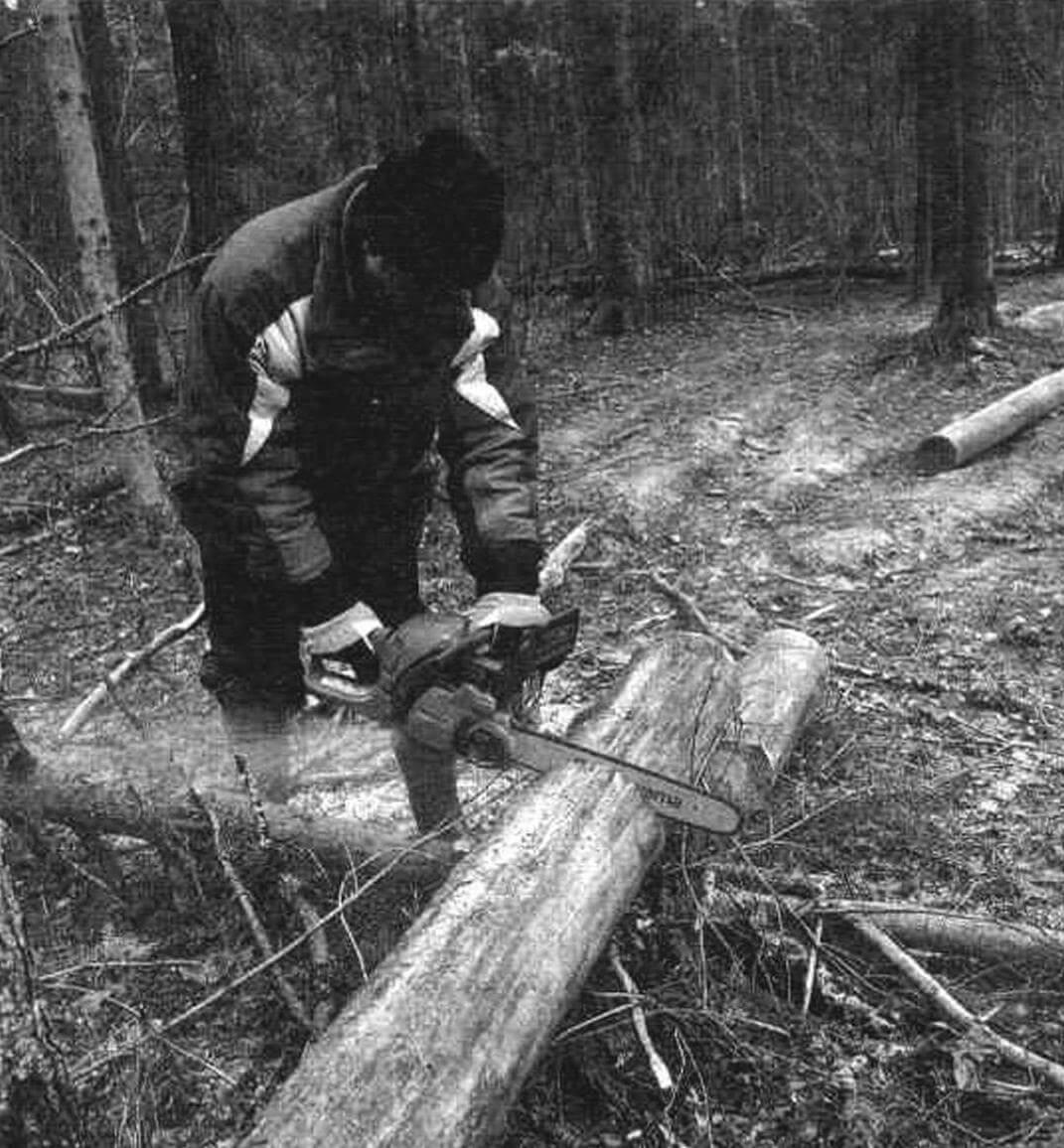 Удачная находка - такой ствол будет отличным полуфабрикатом для «дровяного примуса»