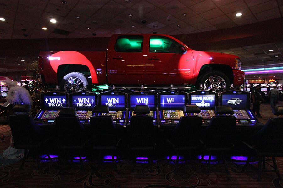 Автомобиль казино