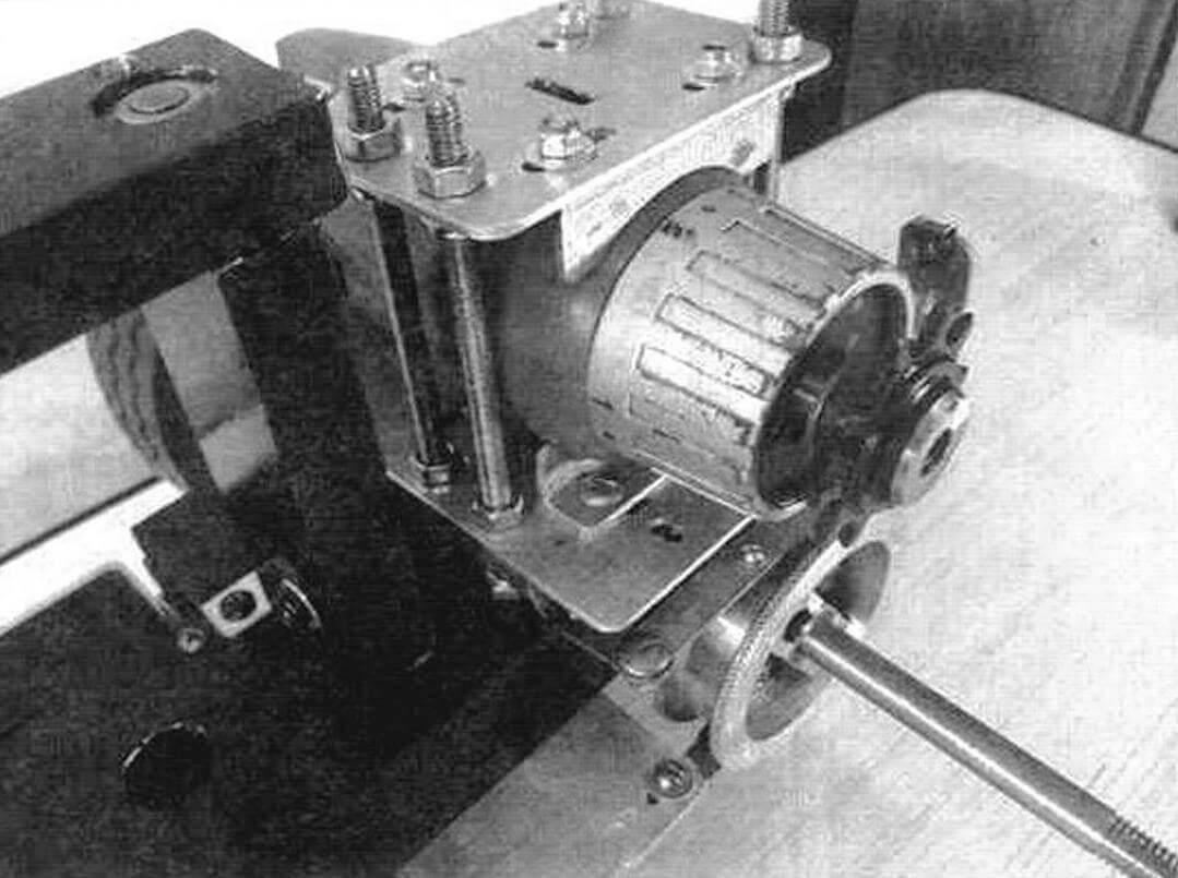 Монтаж двигатели электроцикла