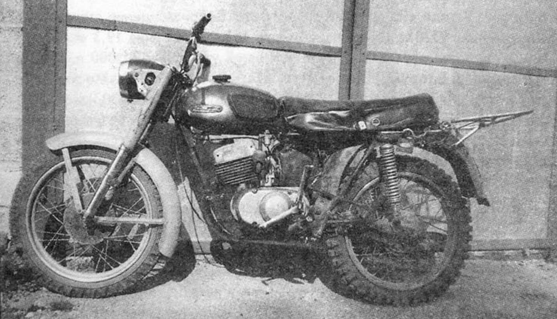 Базовый мотоцикл