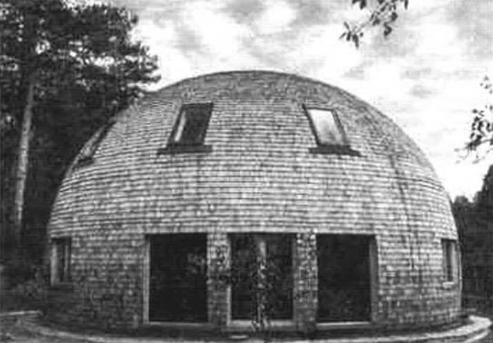 По всему миру возведено немало зданий, в основе конструкции которых лежит геодезический купол