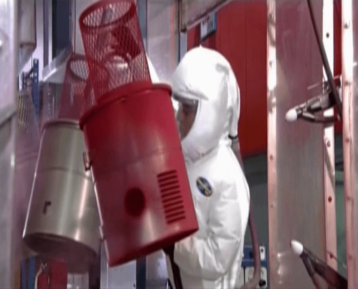 Стационарные пылесосы