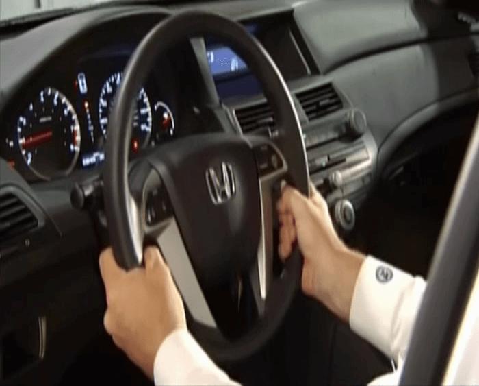 Автомобильный руль