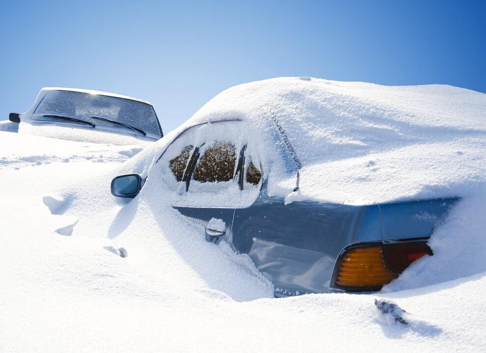 Приближается зима: советы о том, как подготовить автомобиль
