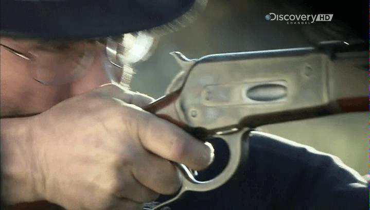 Реставрация оружия