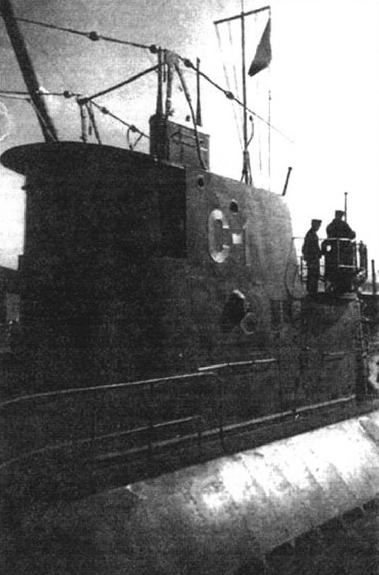 Рубка СПЛ С-1 (Н-1)
