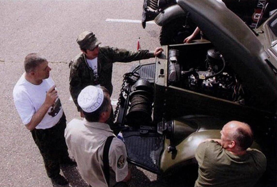 Техническое состояние машин с полувековой историей порадовало, серьезный ремонт никому не понадобился
