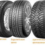 Скандинавские или европейские: зимние шины и их различия