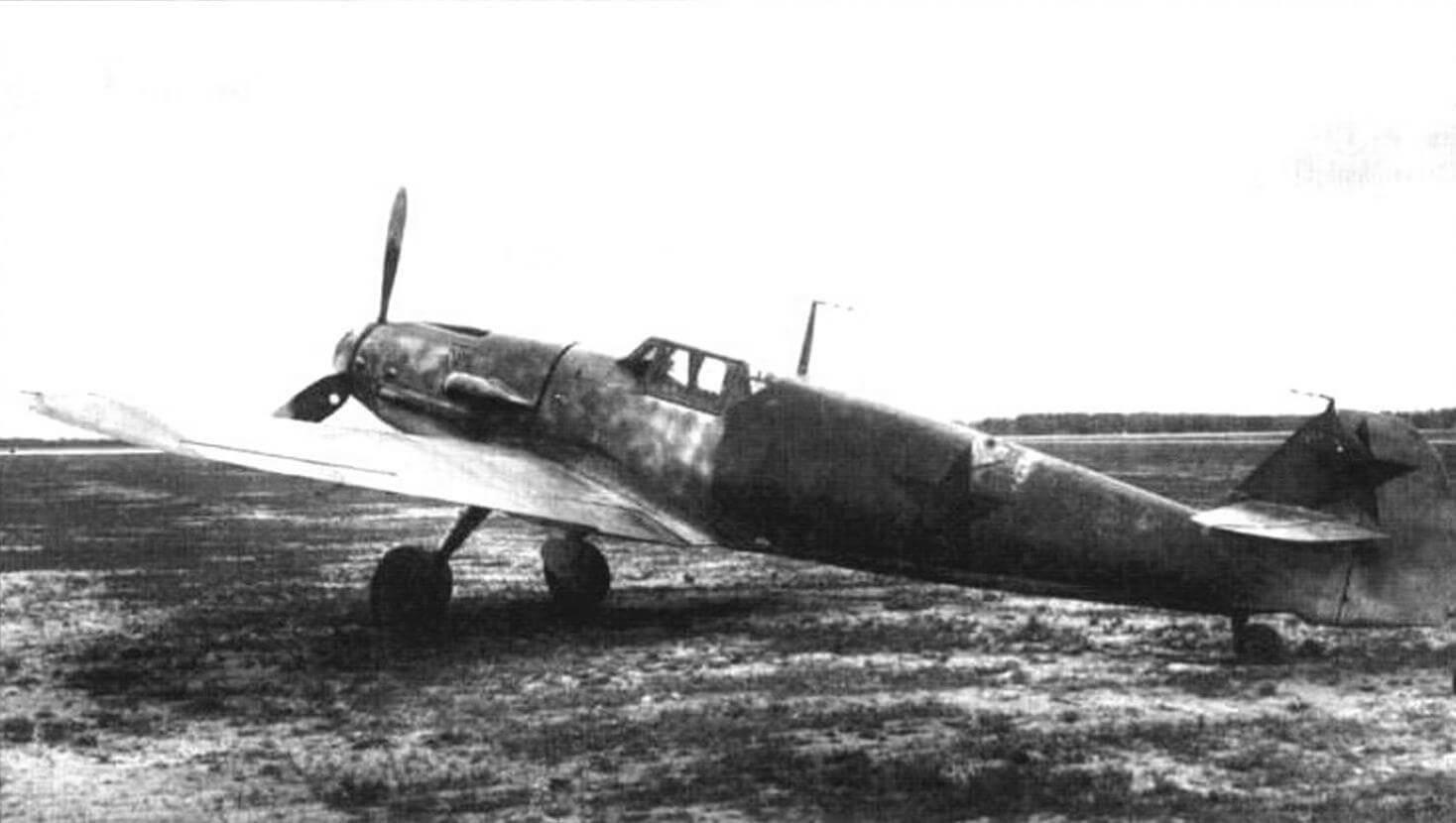 УДАЧНЫЙ, НО НЕ САМЫЙ ЛУЧШИЙ. Немного о самолете Bf 109F