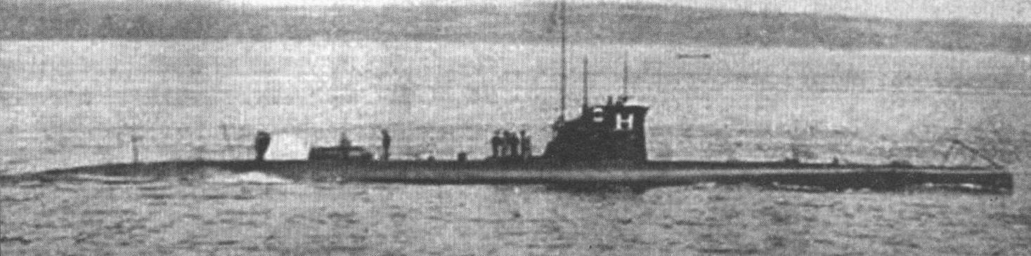 Подводная лодка «Хайен» (Швеция, 1920 г.): Строилась на верфи «Кокумс» в Мальмё. Тип конструкции - однокорпусный. Водоизмещение надводное/подводное 420/600 т. Размеры: длина 54,00 м, ширина 5,20 м, осадка 3,50 м. Глубина погружения - до 30 м. Двигатель: два дизеля, мощностью 2000 л.с. + два электромотора, мощностью 700 л.с., скорость надводная/подводная 15,5/9 уз. Вооружение: четыре 450-мм торпедных аппарата в носу (восемь торпед). Экипаж: 30 чел. В 1920 г. построены три единицы, «Хайен», «Селен» и «Вальросен». Все исключены из списков ВМФ в 1943 г.