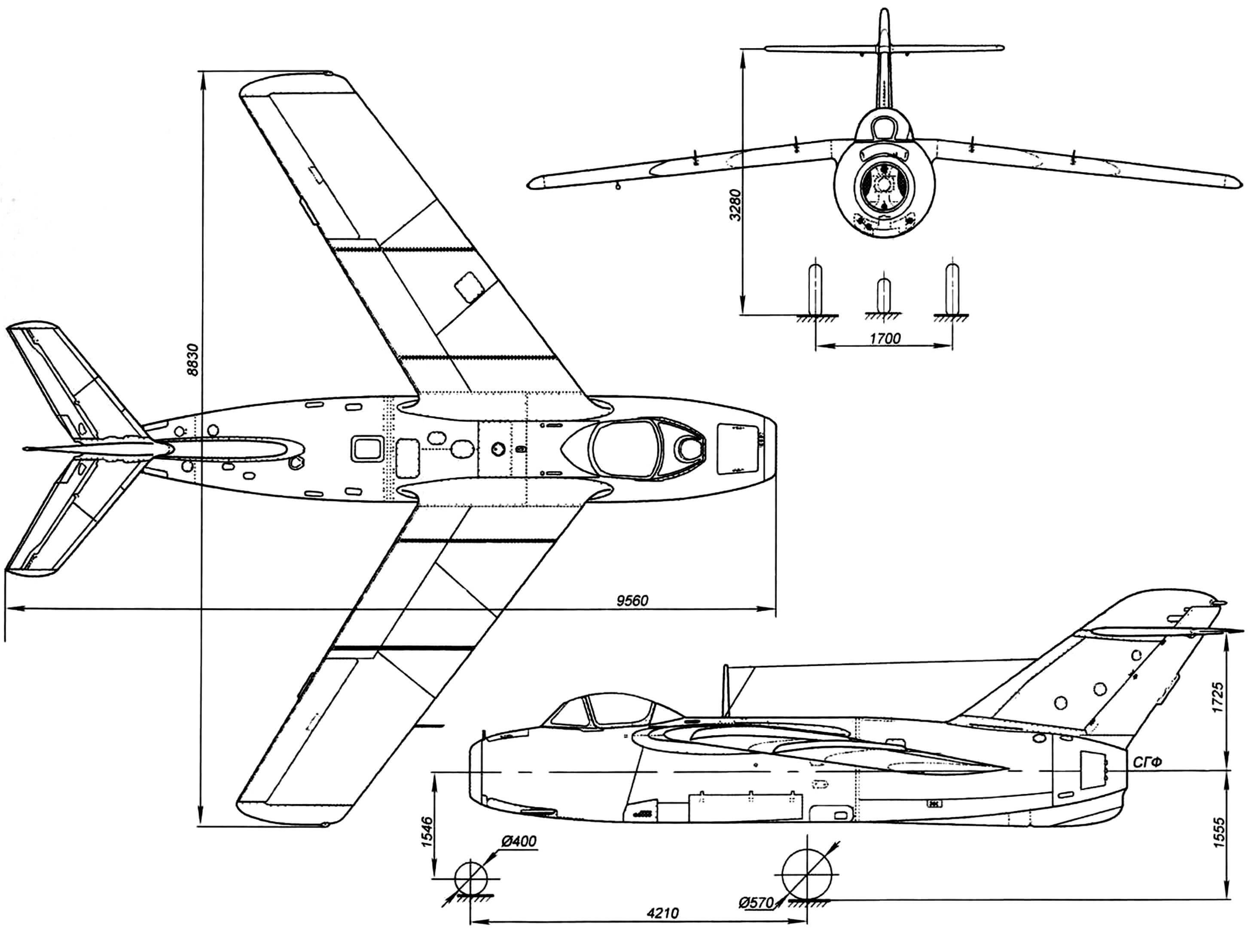 Ла-15