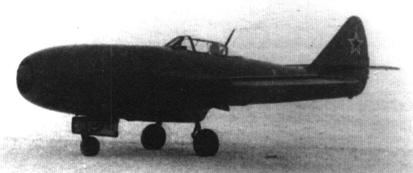 Самолет «174ТК» с тонким крылом