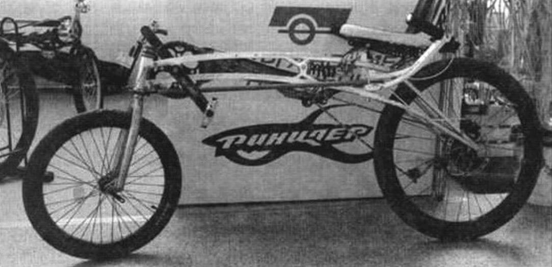Лигерад «Ринцлер», выпускаемый сейчас АО «Курганские прицепы», прошел долгий путь от самоделки до серийного производства
