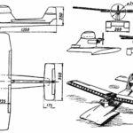АВ-3 – РАДИОУПРАВЛЯЕМАЯ МОДЕЛЬ ГИДРОСАМОЛЕТА