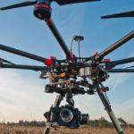 Гексакоптер – модель с 6 моторами