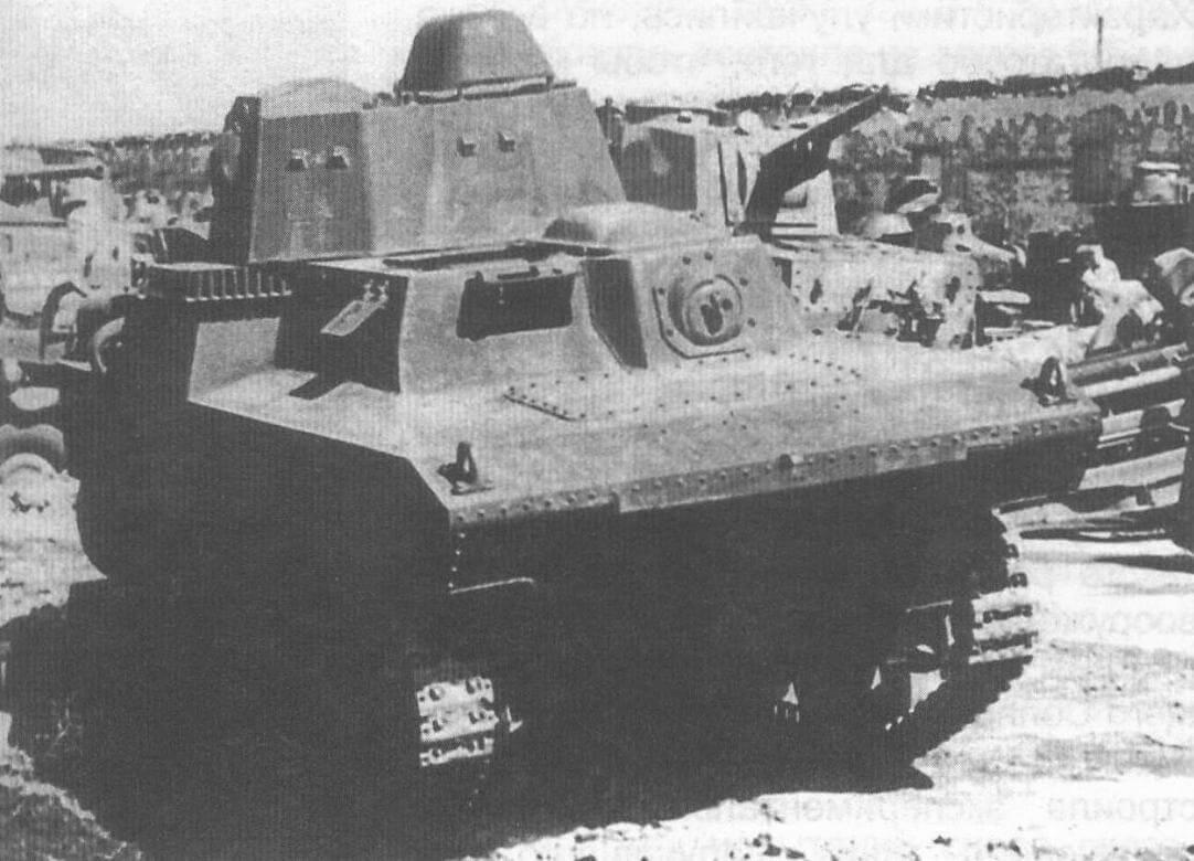 SR II - трофей советских войск в Манчжурии
