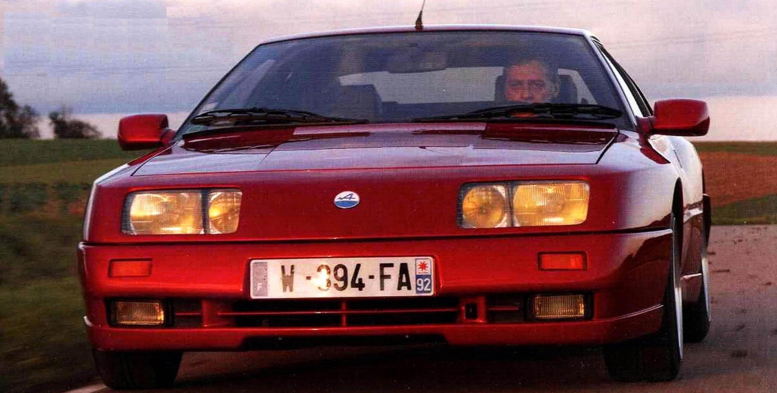 ALPINE 610 GTA LE MANS