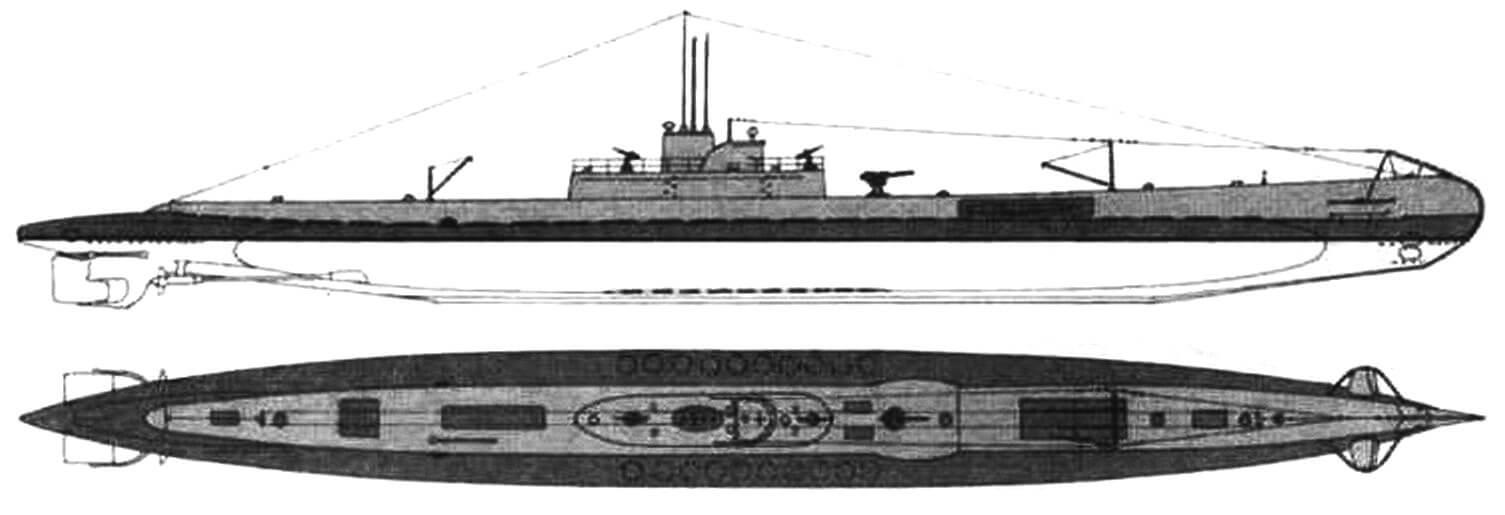 Подводная лодка «О-19»