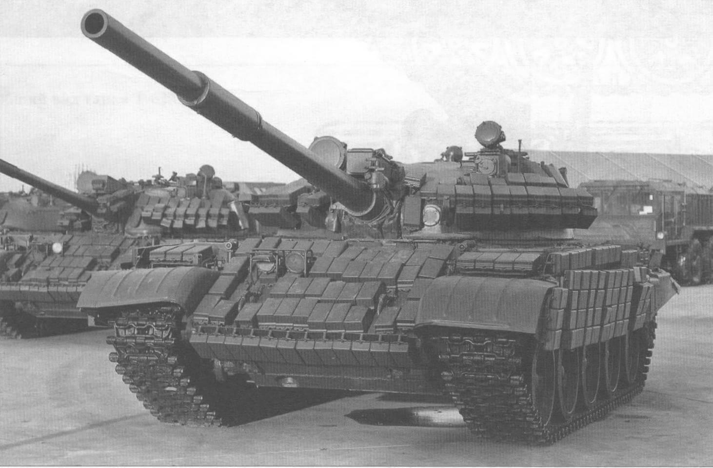 Танк Т-62МВ.