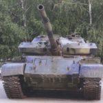 Т-62М С УСИЛЕННОЙ БРОНЕЗАЩИТОЙ