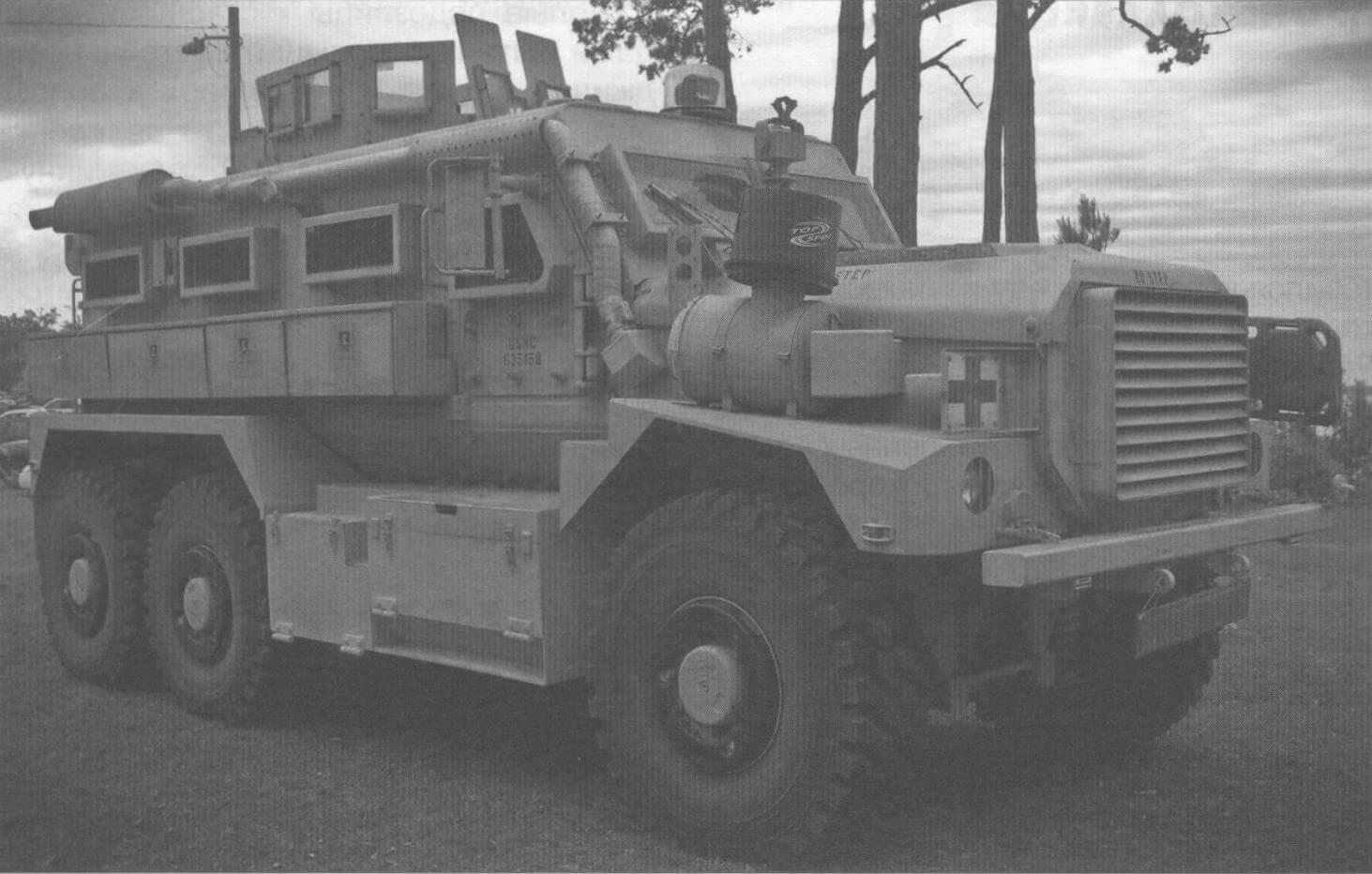 MRAP «Кугар»