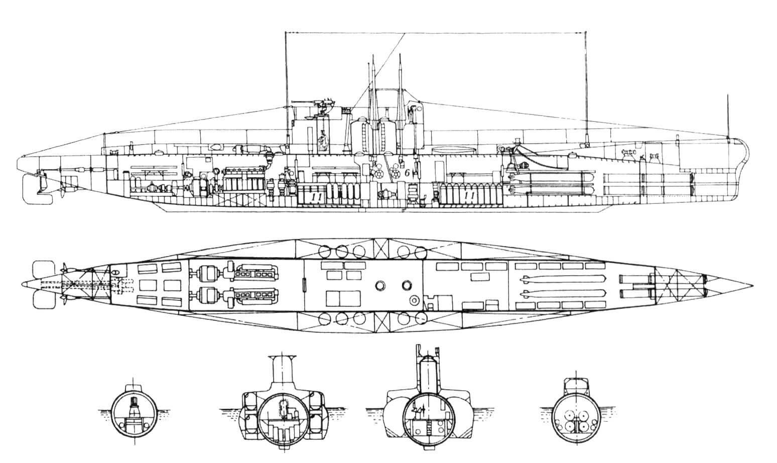 Подводная лодка «Лембит»