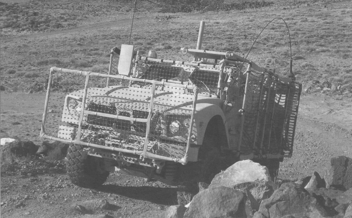 MRAP M-ATV