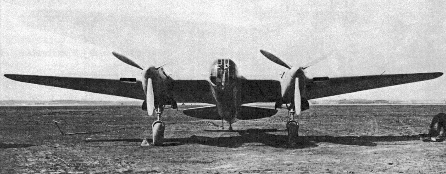 Самолет СБ-РК