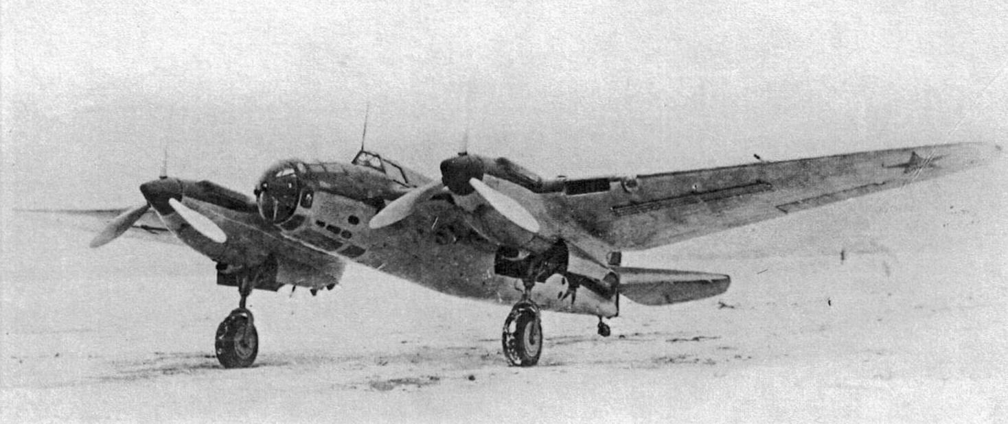 Ар-2 на испытаниях в НИИ ВВС