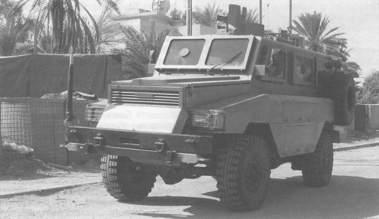 MRAPReva Mk.II