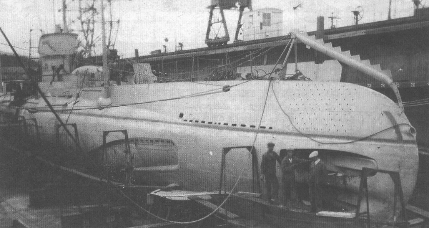 Подводная лодка «Дельфинул»