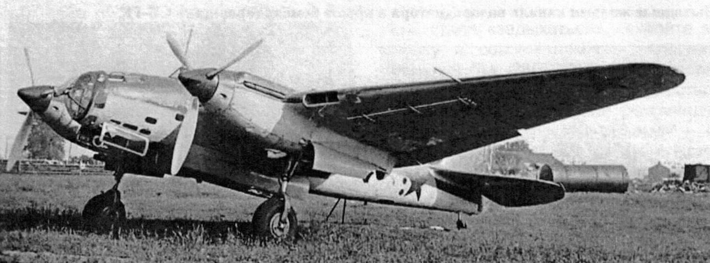 Ар-2 на аэродроме строевой части