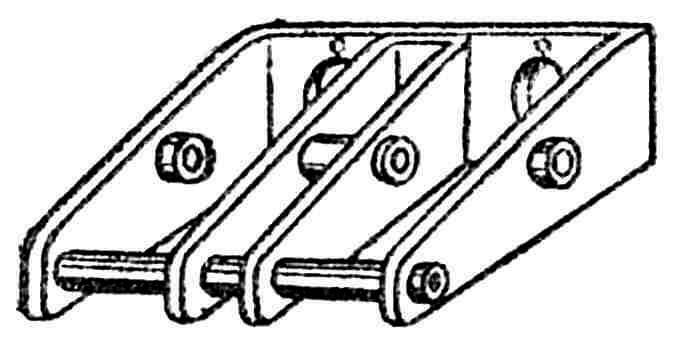 Рис. 6. Общий вид рамы.