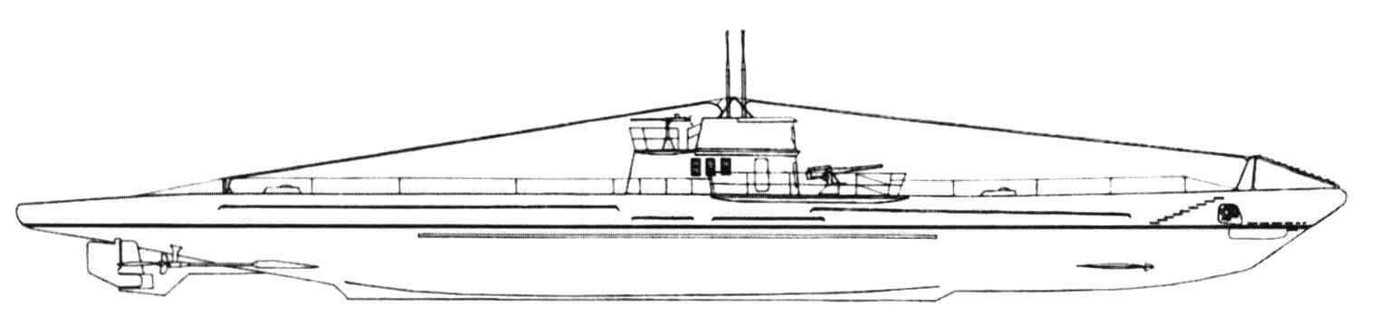 Подводная лодка «Марсуйнул»