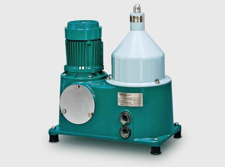 Принцип работы сепаратора для дизельного топлива