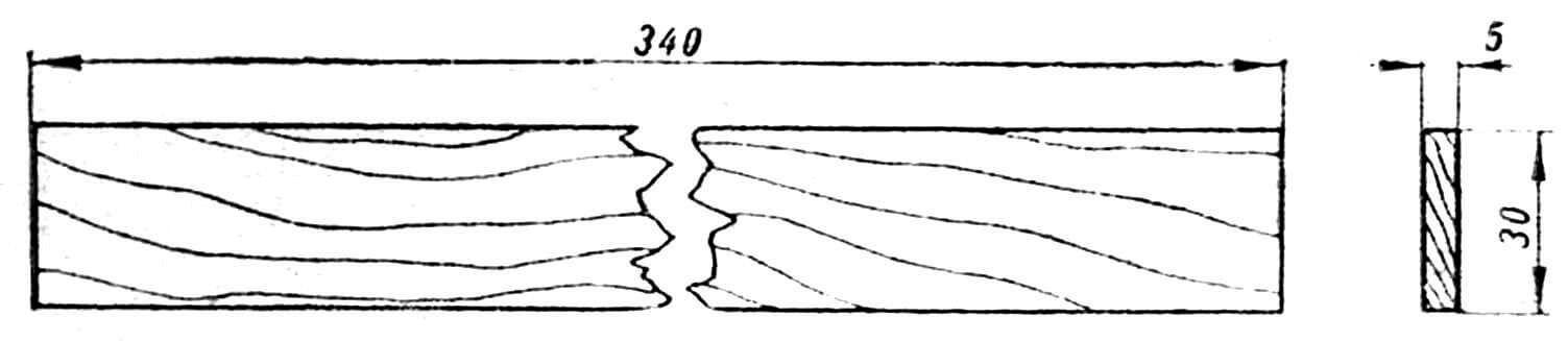 РИС. 20. ВКЛАДКА ЖЕСТКОСТИ (дет. 32).