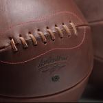 Кожаные баскетбольные мячи