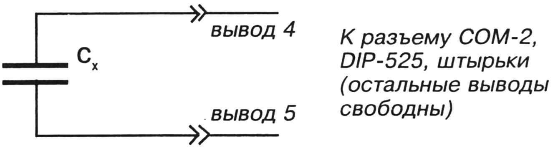 ЕМКОСТЬ — ЧЕРЕЗ ПОРТ СОМ-2