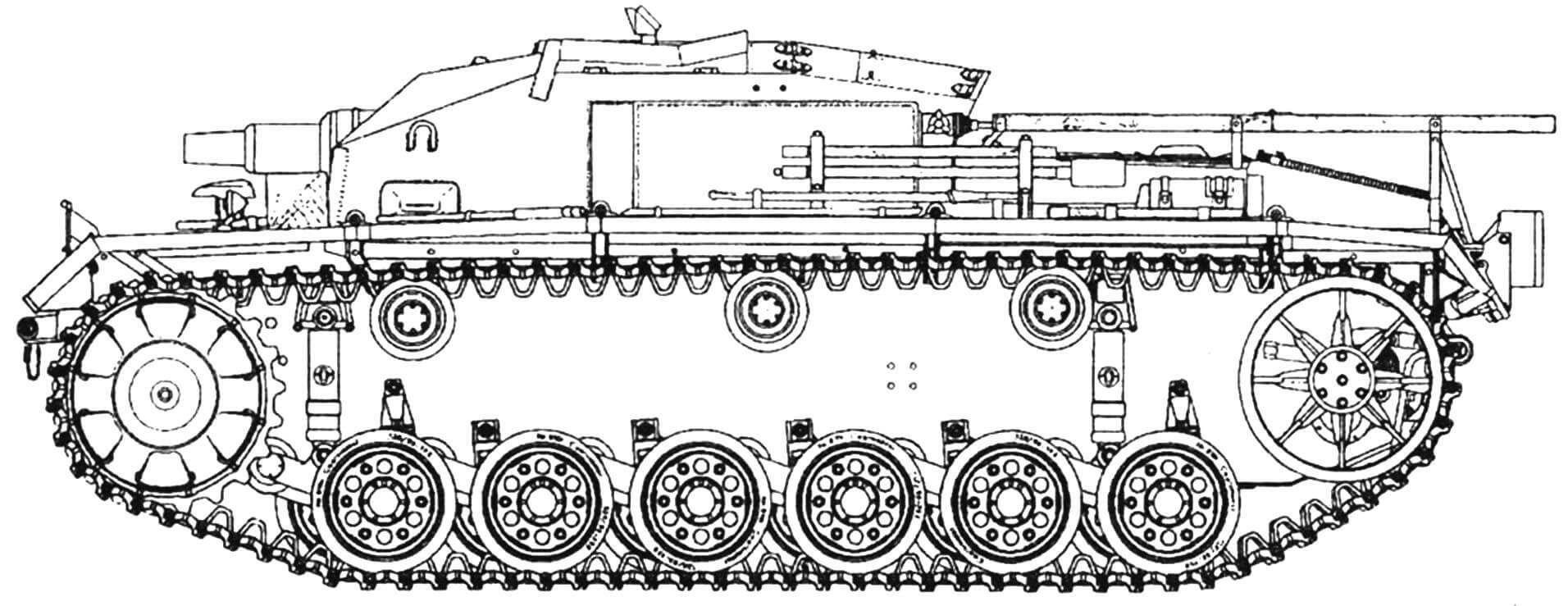 StuG III Ausf. В
