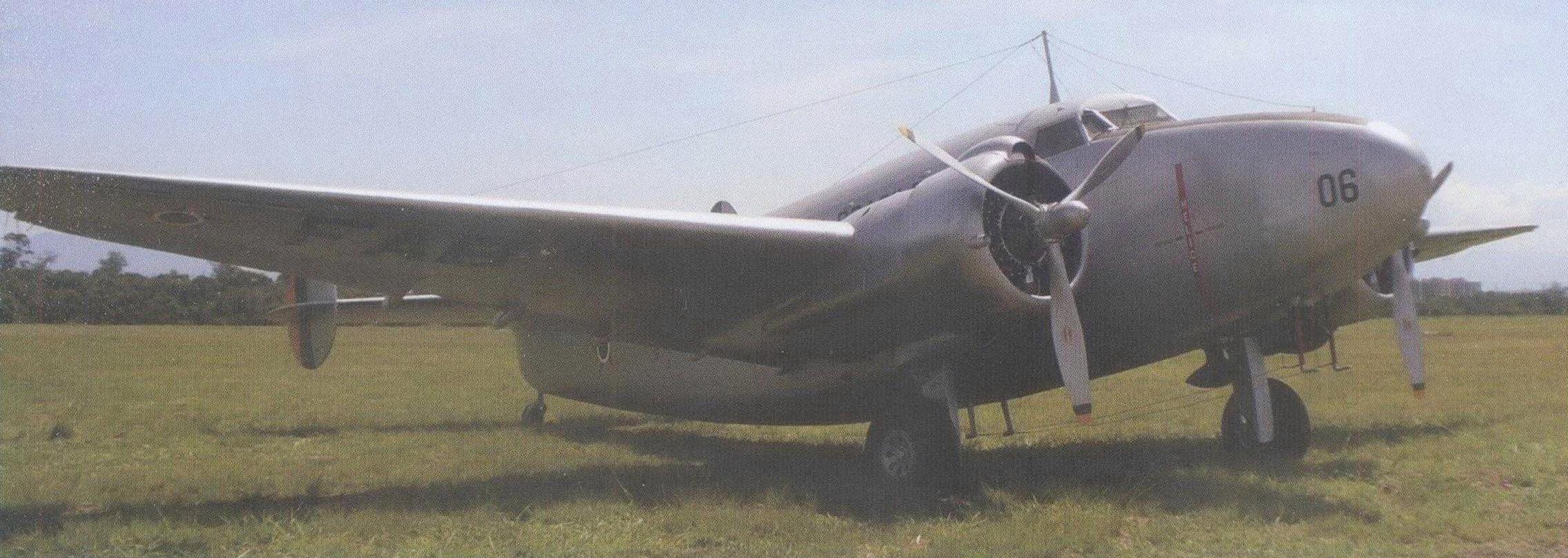 Транспортный самолет С-60А «Лоудстар»